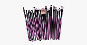 Essential 20 Piece Brush Set - FREE SHIP DEALS