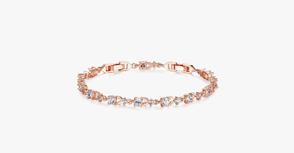 Diamond Accent Tennis Bracelet - FREE SHIP DEALS