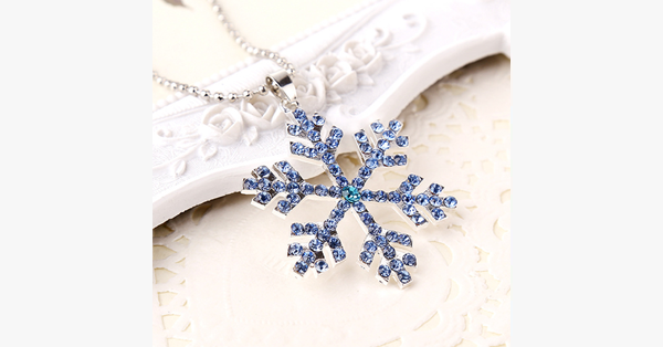 Frozen Princess Necklace - FREE SHIP DEALS