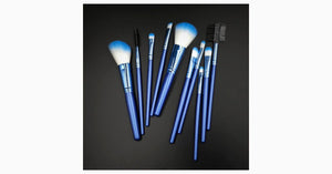 Berry Blue Brush Set - FREE SHIP DEALS
