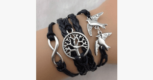 Flying Birds Infinity Tree - FREE SHIP DEALS