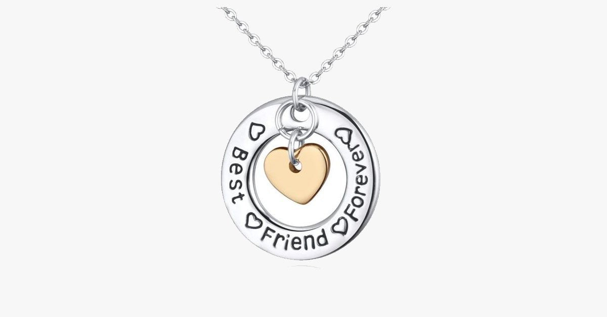 Best Friend Forever Necklace - FREE SHIP DEALS