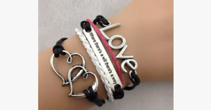 Double Heart Love - FREE SHIP DEALS