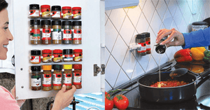 Clip Strips – Clip On And Save On Your Spices