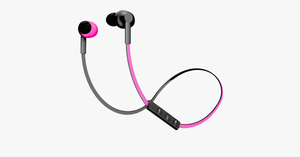 Pom Gear Pro2go B100 Bluetooth 4.0 – Look Trendy with Wireless Earbuds!