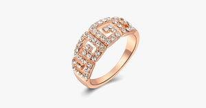 Fancy Promise Ring - FREE SHIP DEALS