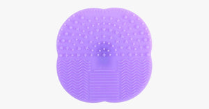 Makeup Brush Cleaner Mat- Keep Your Makeup Brushes Clean, Healthy and Fresh Looking