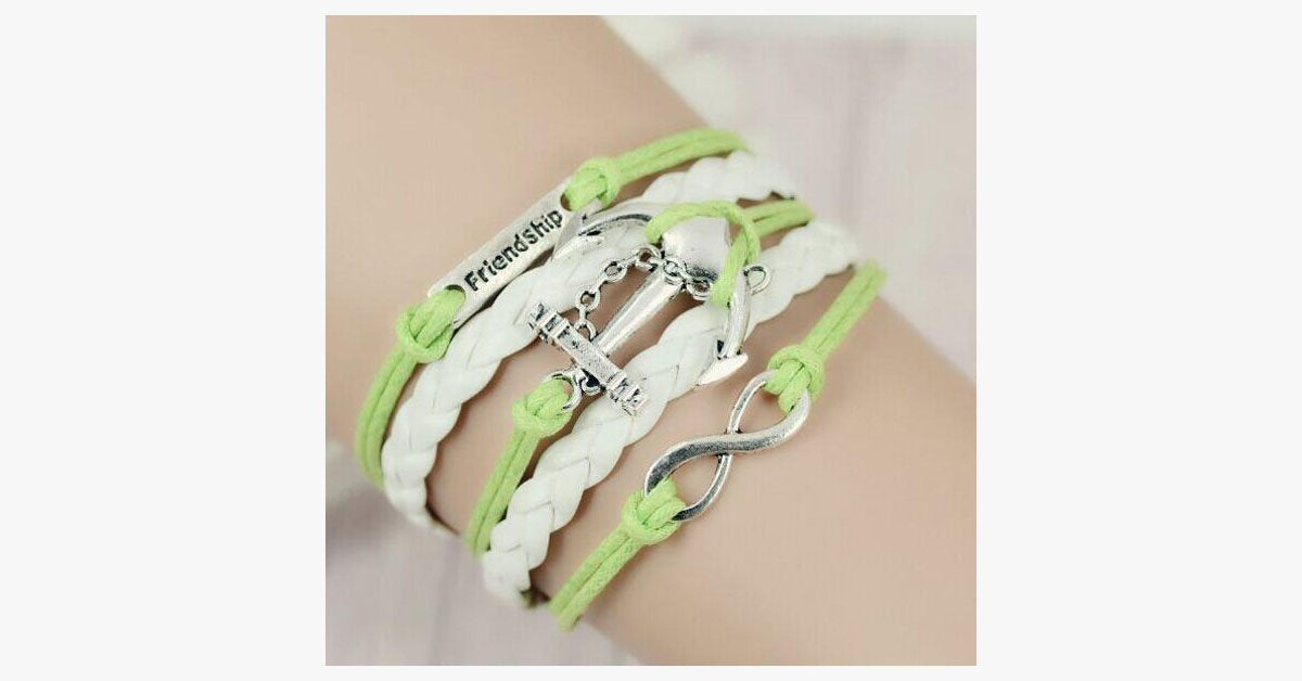 Friendship Anchor Infinity - FREE SHIP DEALS