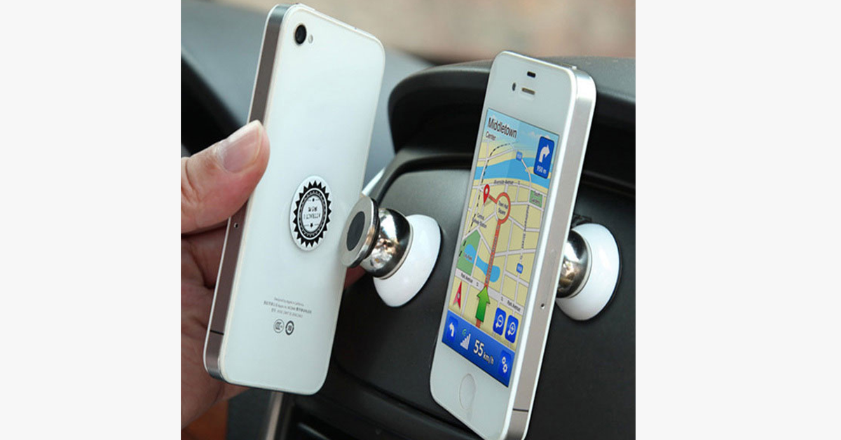 360 Degree Magnetic Car Mount - FREE SHIP DEALS