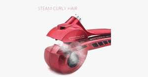 Ceramic Automatic Hair Curler with Steam - FREE SHIP DEALS