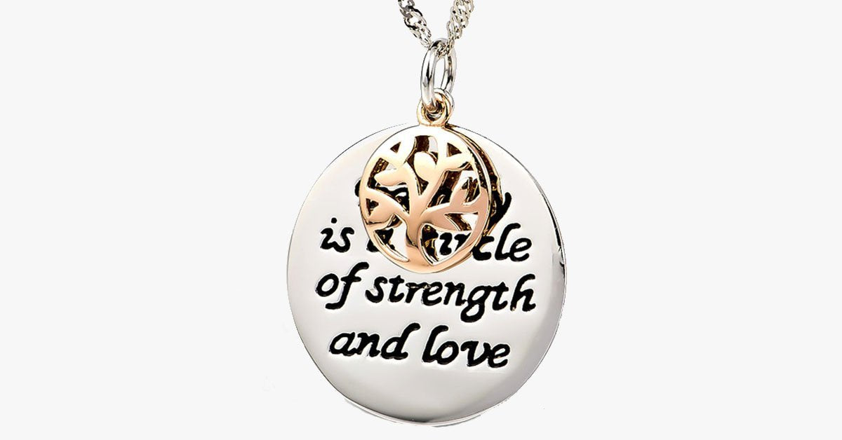Loving Family Charm Pendant - FREE SHIP DEALS