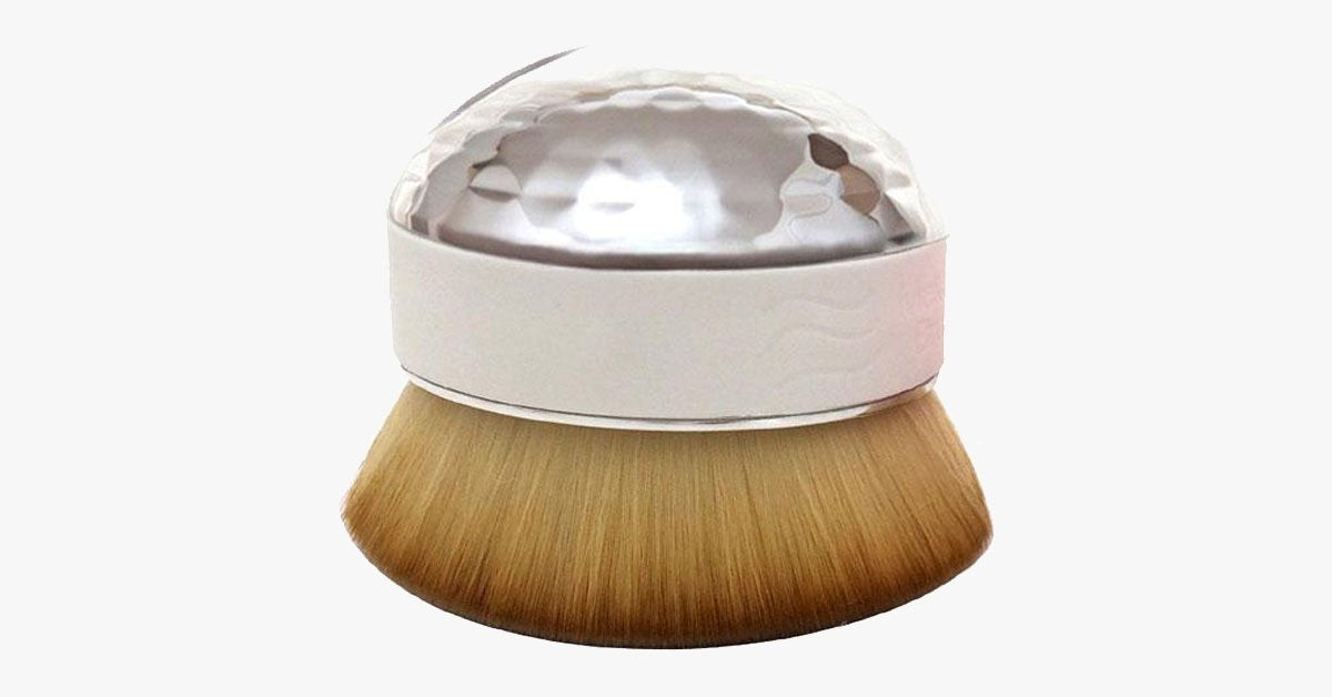 Palm Blending Oval Brush - FREE SHIP DEALS