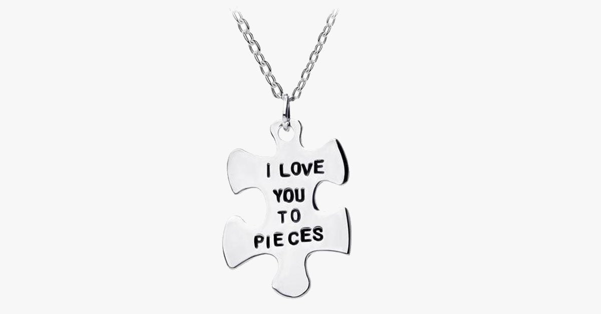 I Love You To Pieces - FREE SHIP DEALS