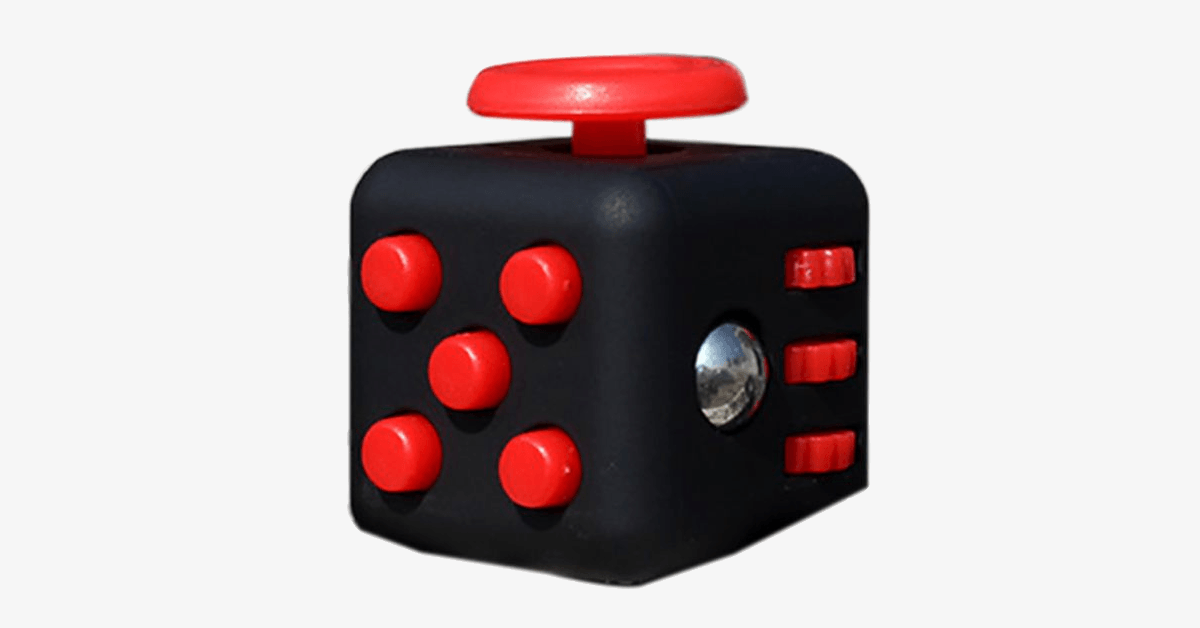 Original Anti Stress Fidget Cube - FREE SHIP DEALS