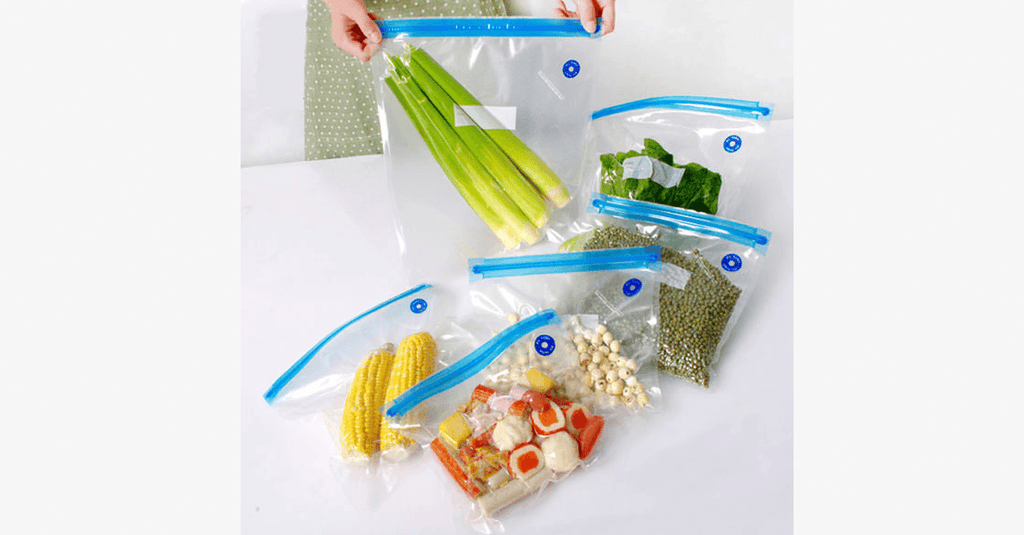 Vacuum Sealing Storage Bags (Set of 10) - FREE SHIP DEALS