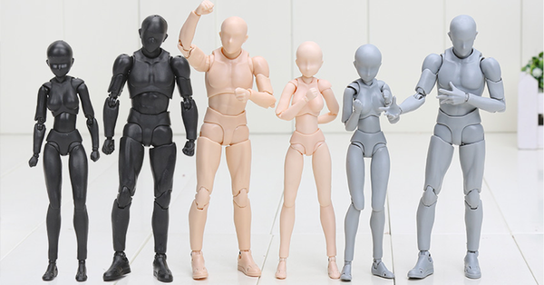 New Body Kun For Artists - FREE SHIP DEALS