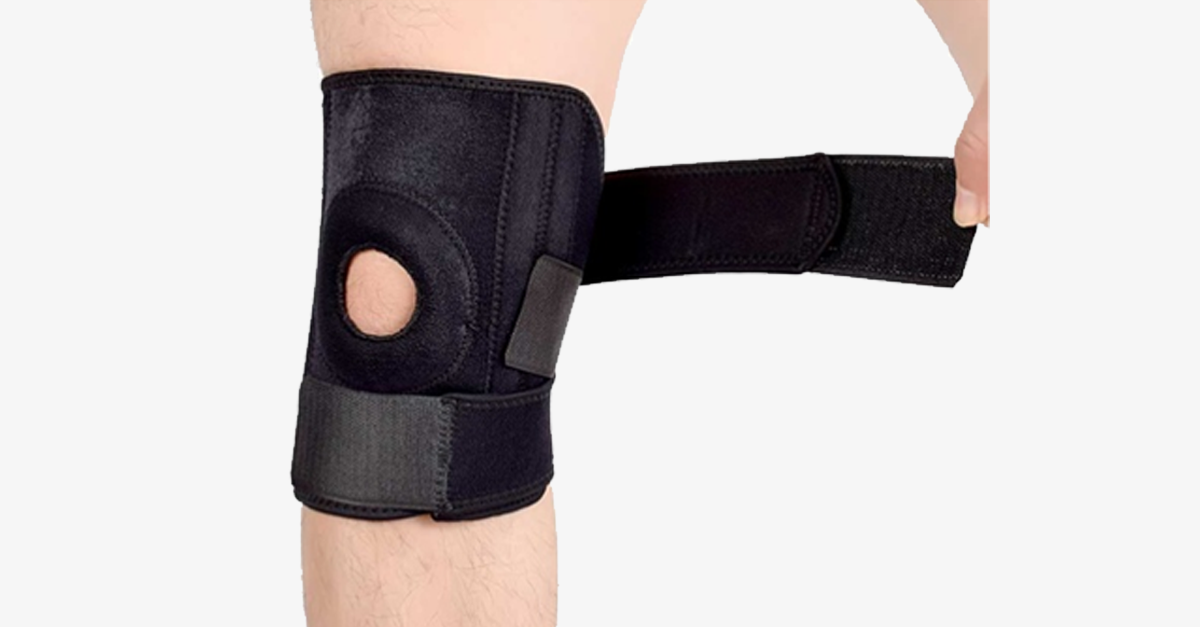 Copper Infused Knee Support Sports Wrap - FREE SHIP DEALS