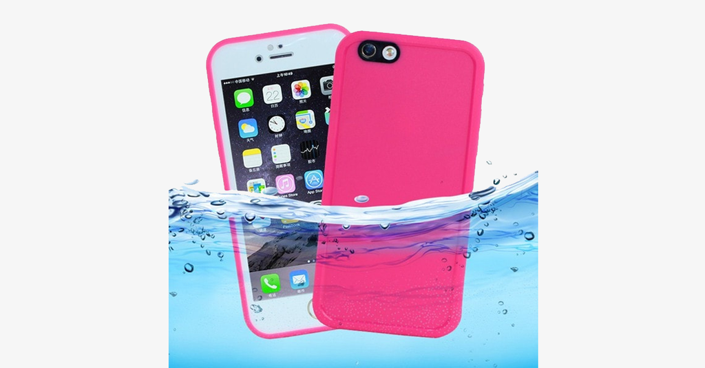 Original Submarine Case - Ultimate Waterproof Case for iPhone 6 / iPhone 6 Plus - FREE SHIP DEALS
