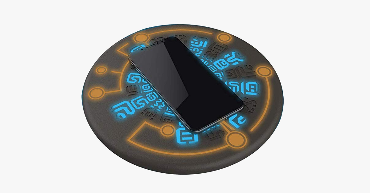 Legend Of Zelda Fast Wireless Charger