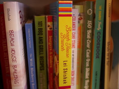 Variety books from Bookends
