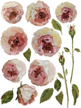 Load image into Gallery viewer, PAINTERLY FLORALS EIGHT 12×16 SHEETS DECOR TRANSFER™