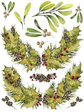 Load image into Gallery viewer, IOD WOODLAND CHRISTMAS EIGHT 12×16 SHEETS DECOR TRANSFER™