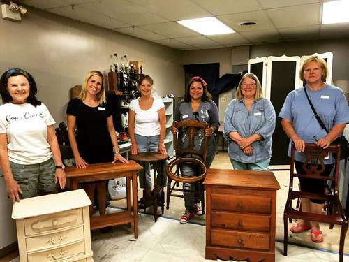Furniture 101 Workshop in Maine - Bring Your Own Piece!
