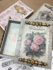 Creative Keepsake Box Workshop