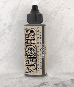 ERASABLE LIQUID CHALK CHARCOAL