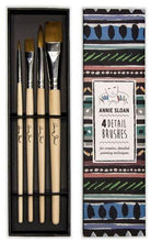 Load image into Gallery viewer, Annie Sloan Detail Brush Set