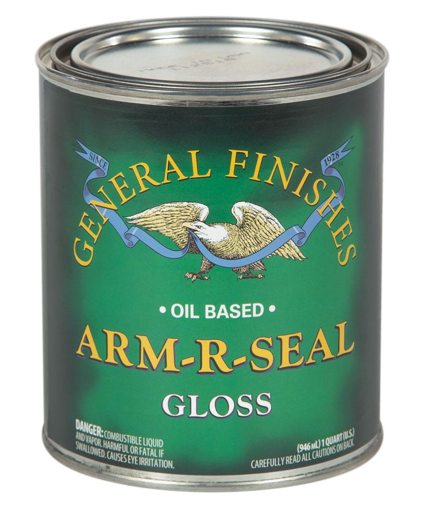 Arm-R-Seal Oil Based Topcoat (1 Pint)