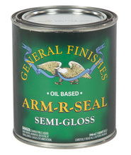 Load image into Gallery viewer, Arm-R-Seal Oil Based Topcoat (1 Pint)