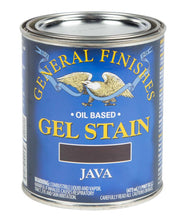 Load image into Gallery viewer, General Finishes Oil Based Gel Stain (1 Pint, 15 Options)
