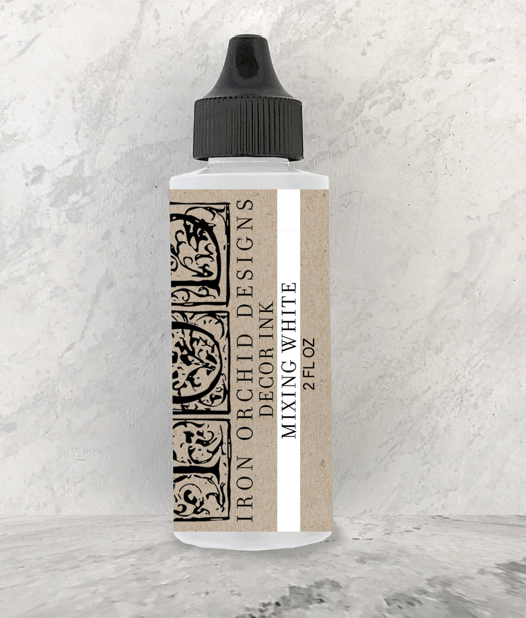 DECOR INK MIXING WHITE 2 OZ.