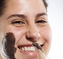 Load image into Gallery viewer, Sundae Best Chocolate mask