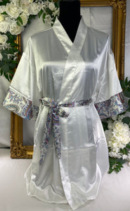 Revamped Satin Robes