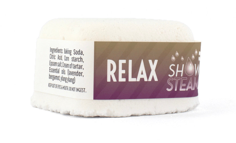 Relax Shower Steamer