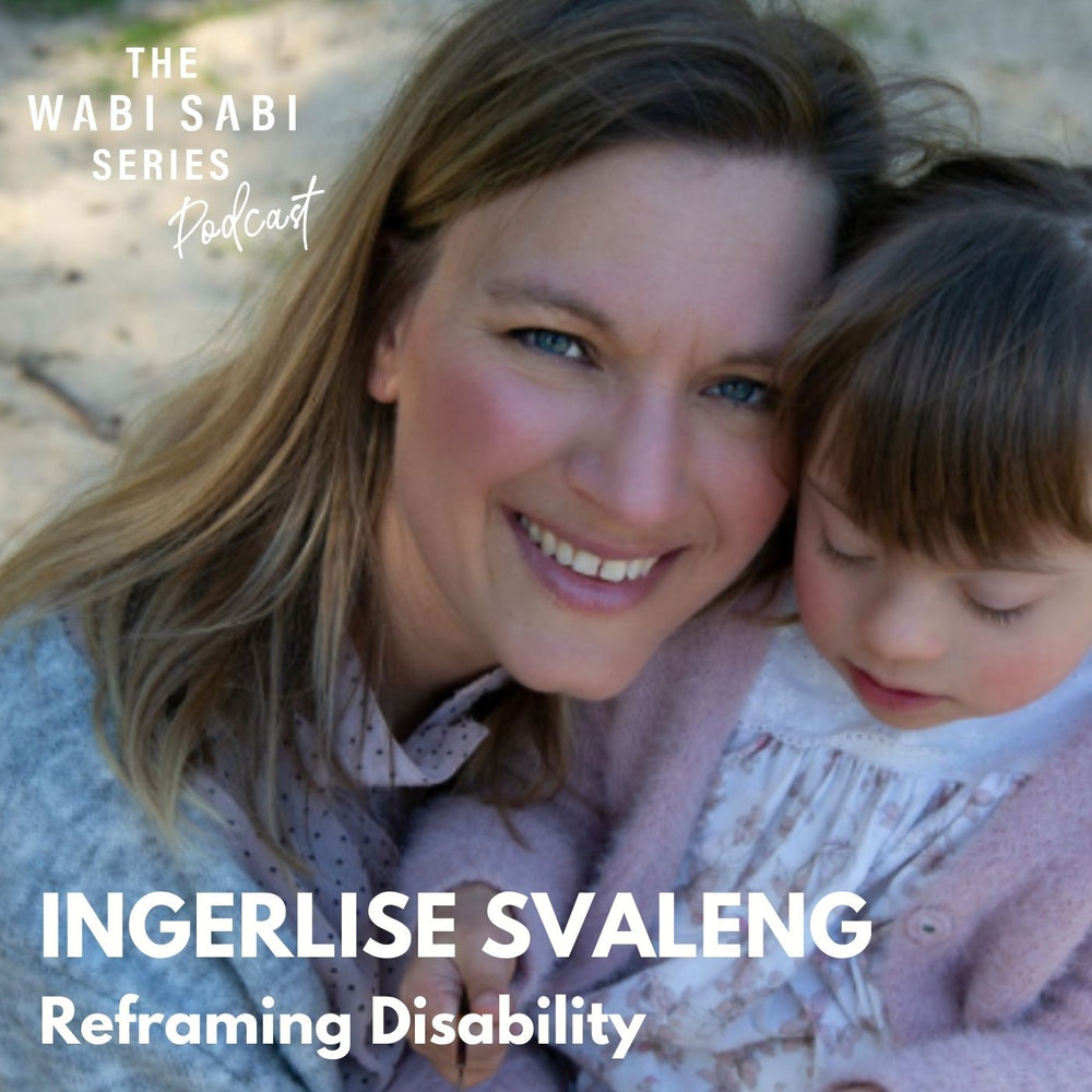 REFRAMING DISABILITY with Ingerlise Svaleng