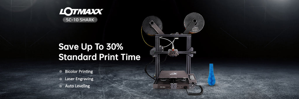 Best 3d printer to save your 30% time