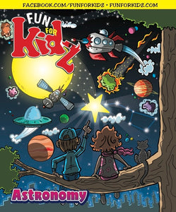 Fun For Kidz Magazine Print Subscription