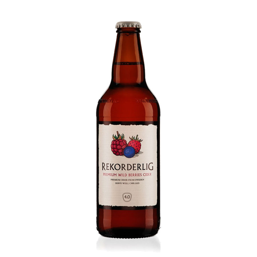 Rekorderlig Mixed Berry Cider