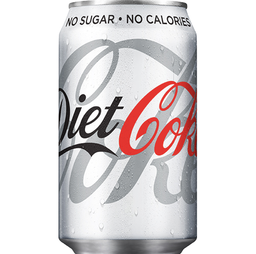 Diet Coke 330ml Icon