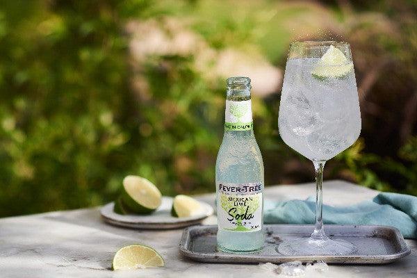 Fever Tree Mexican Lime & Soda