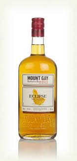 Mount Gay Eclipse Barbados Golden Rum,