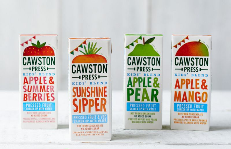Cawston Press Juice
