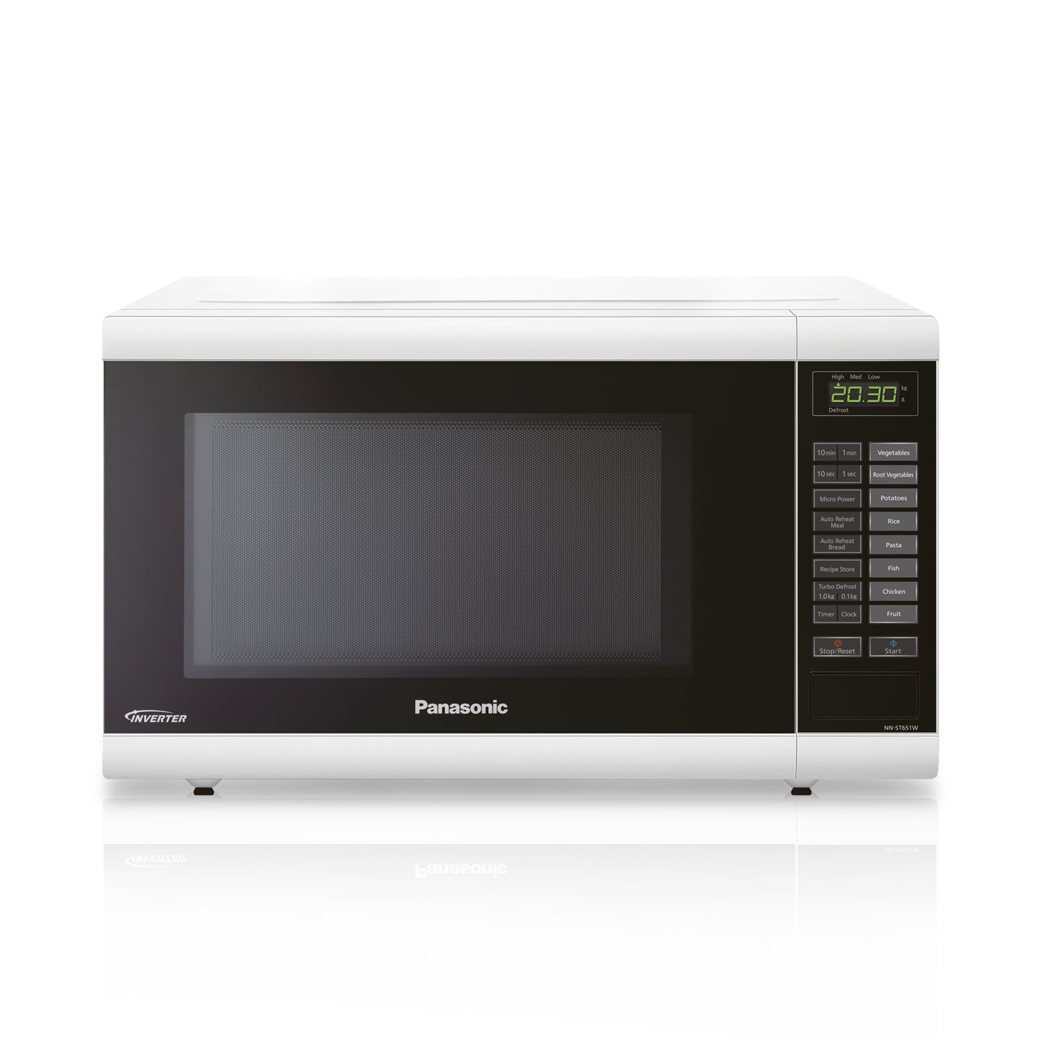 32L Solo Microwave Oven
