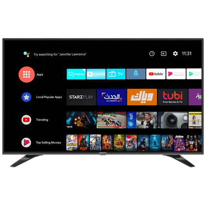 50-inch LED 4K UHD  Smart Android TV