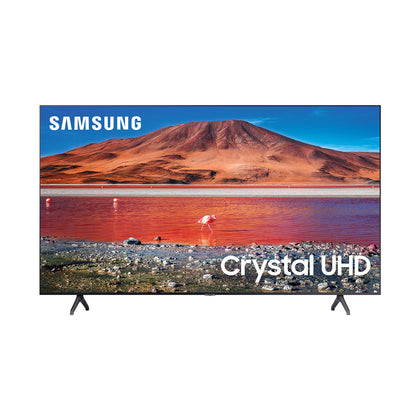 Samsung 43-inch 4K UHD Smart LED TV UA43TU7000UXTW