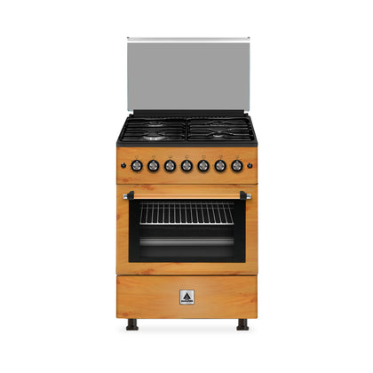 60x60 Free Standing Gas Cooker