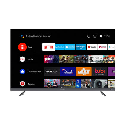 75-inch QLED 4K UHD Smart Android TV (2021)